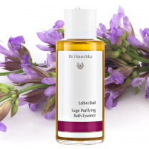 Dr Hauschka Sage Purifying Bath Essence 100ml