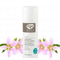Green People Scent Free Hydrating Calming Serum 50ml