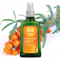 Weleda Sea Buckthorn Body Oil 100ml