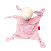 Sigikid Comforter Sheep Pink, Organic Cotton
