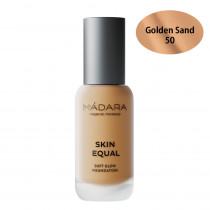 Madara Skin Equal Foundation Golden Sand 30ml