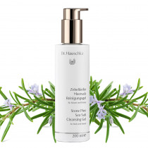 Dr Hauschka Stone Pine Sea Salt Cleansing Gel 200ml