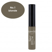Sante Tinted Brow Talent 01 Blondie 3.5ml - SPECIAL PRICE 02/2019