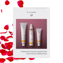 Dr Hauschka Trial Set for Dry, Reddened Skin