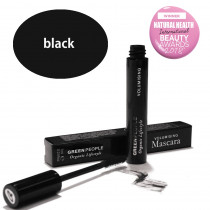 Green People Volumising Mascara - Black 7ml