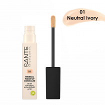 Sante Mineral Wake-up Concealer 01 Neutral Ivory 8ml