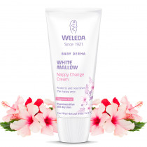 Weleda White Mallow Nappy Change Cream 50ml
