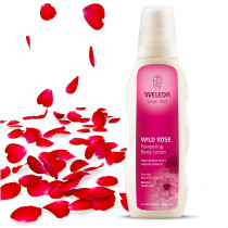 Weleda Wild Rose Pampering Body Lotion 200ml