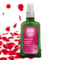 Weleda Wild Rose Body Oil 100ml
