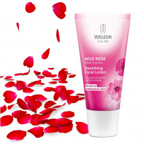 Weleda Wild Rose Smoothing Facial Lotion 30ml SPECIAL PRICE - 01/2019